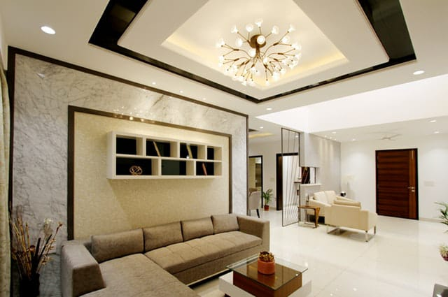 False Ceiling services by Joinery Dubai.
