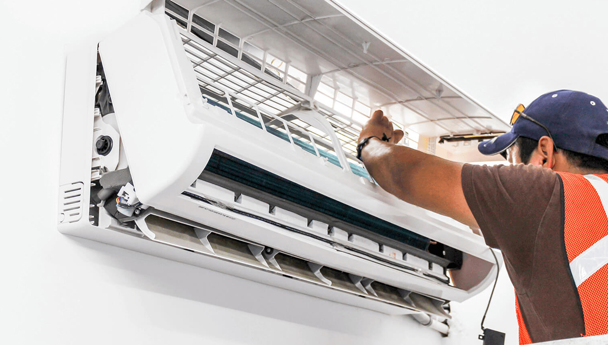 Repairing of old ac and installation of all AC unit are done by Joinery Dubai.