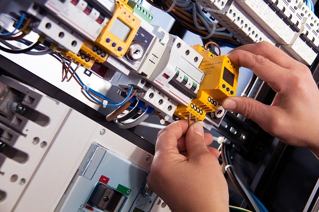 Electrical / Electrician services provided by Joinery dubai.