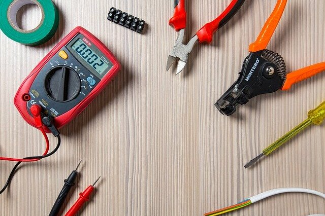 Different kind of electric fixations done at home or office by Joinery Dubai.